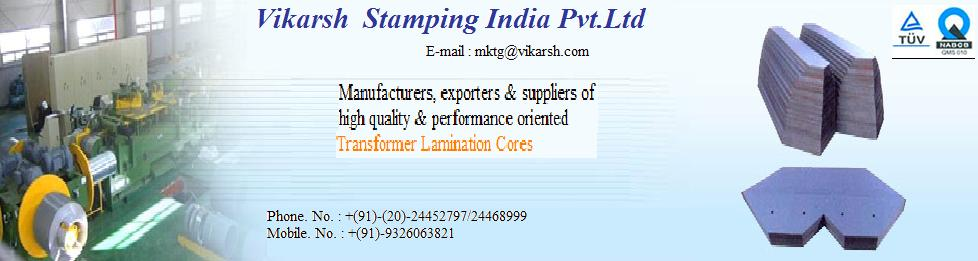 Vikarsh Stampings India Private Limited