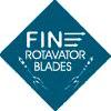 Fin Super Rotavator Blades