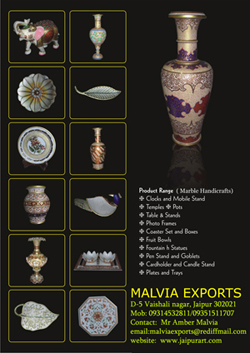 Malvia Exports