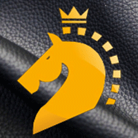 Crown Leather Kraft