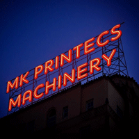 Label Printing Machine / Mk Printecs Machinery
