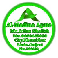 Al-madina Agate