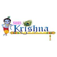 Shri Krishna Areca Plates