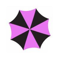 Pink Umbrella Prefab Houses