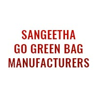 Sangeetha Go Green Bag Manufacturers